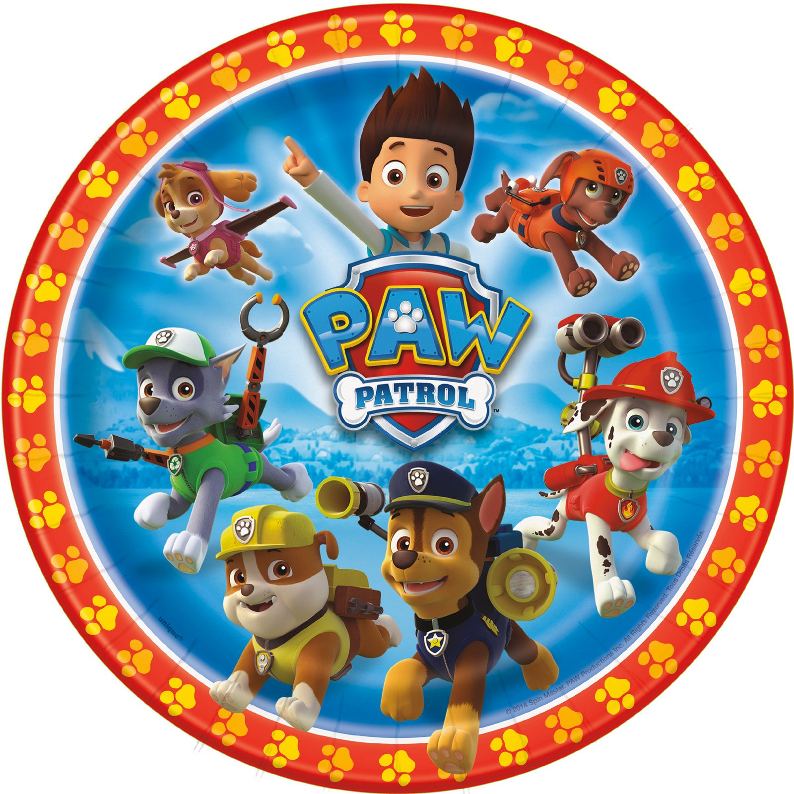 Paw patrol clipart free picture transparent library 48 Paw Patrol Images Pictures picture transparent library
