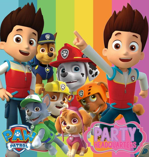 Paw patrol clipart free graphic freeuse 1000+ images about Paw patrol on Pinterest | Ryder paw patrol, Paw ... graphic freeuse