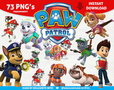 Paw patrol clipart free svg freeuse library Free paw patrol clipart - ClipartFest svg freeuse library
