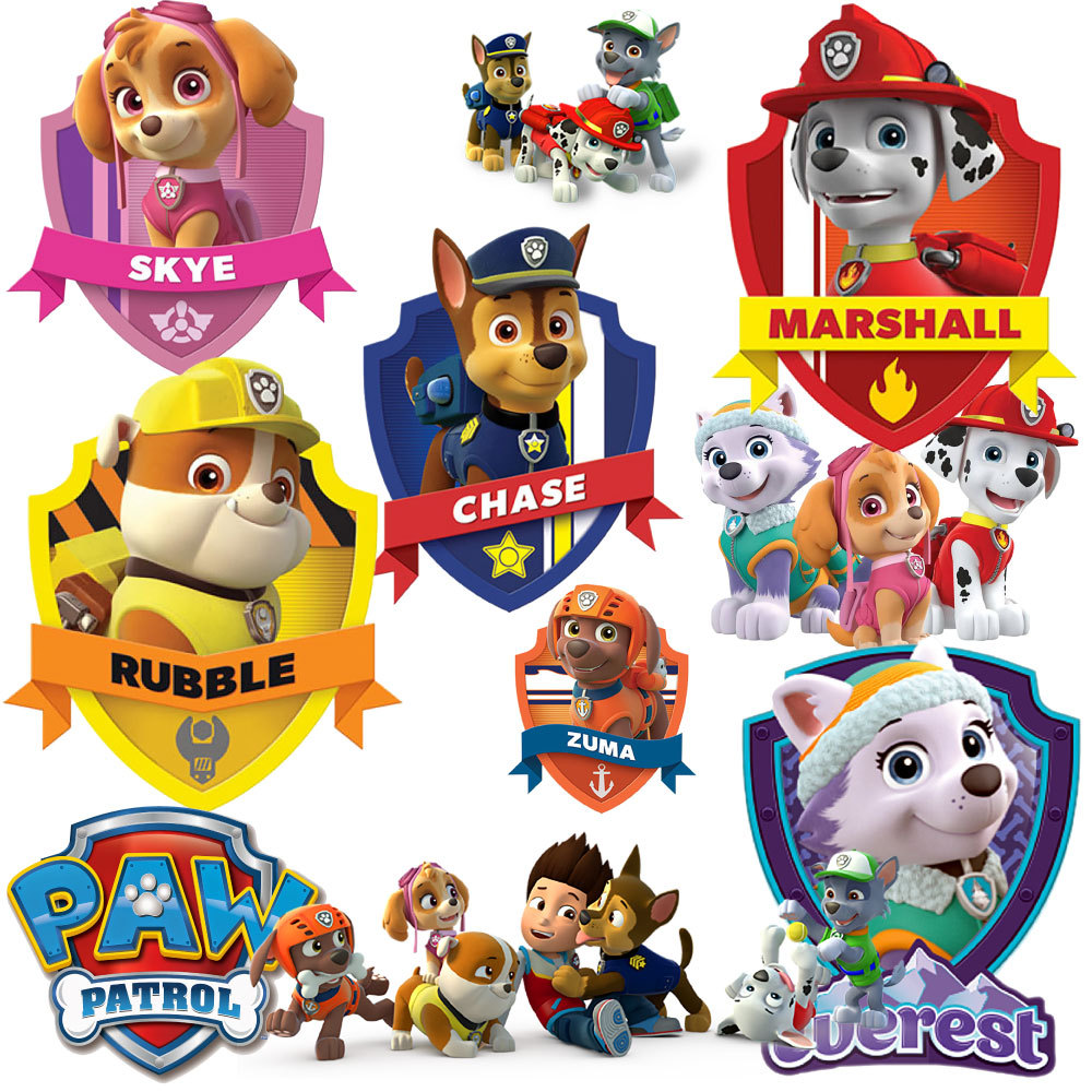 Paw patrol clipart images clipart library library Digital Art For All You Robots — 50 Paw Patrol Clipart Cartoon ... clipart library library