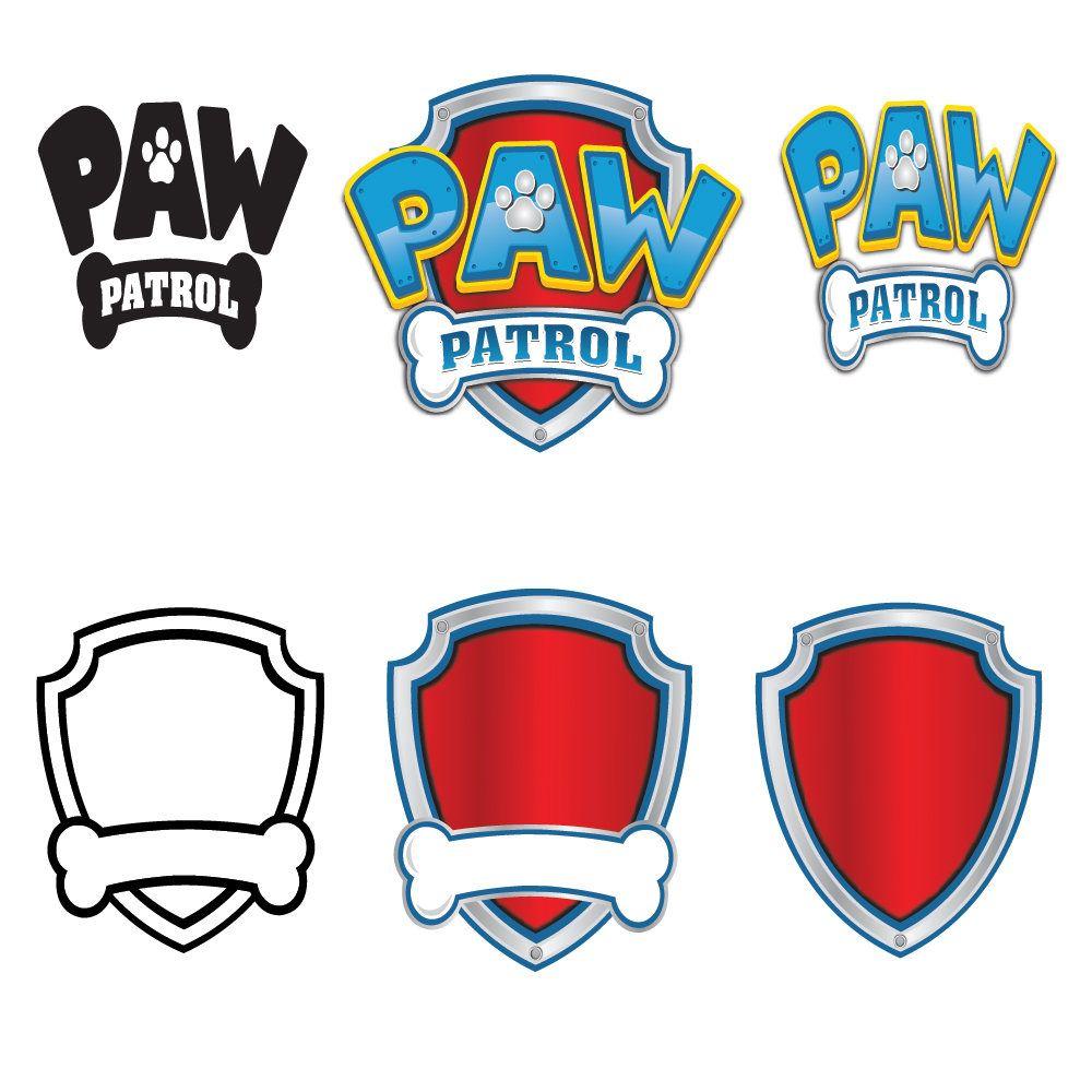 Paw patrol clipart logo banner freeuse stock 1000x1000 Paw patrol svg, Paw patrol Clipart, cartoon svg ... banner freeuse stock