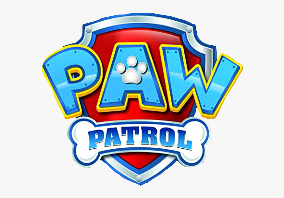 Paw patrol clipart logo vector black and white stock Paw Patrol Clipart , Png Download - Paw Patrol Logo Png ... vector black and white stock