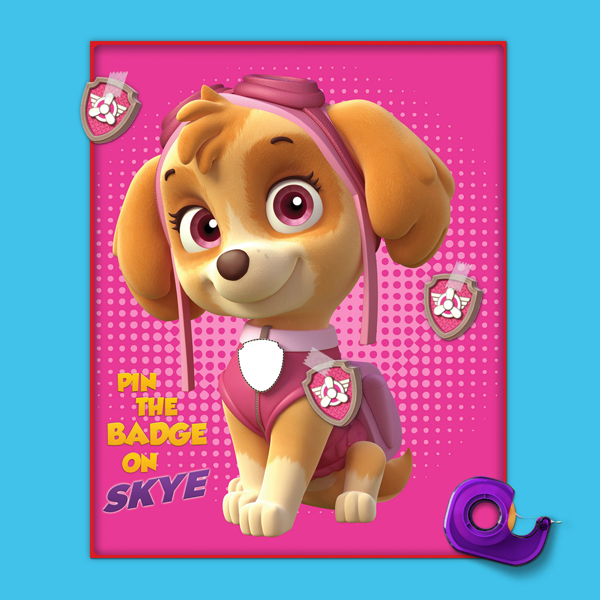 Paw patrol clipart skye vector library library The Top 10 PAW Patrol Printables of All Time | Nickelodeon Parents vector library library