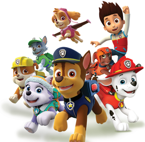 Paw patrol clipart transparent picture freeuse Welcome | PAW Patrol Live! Race to the Rescue picture freeuse