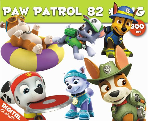 Paw patrol clipart transparent graphic royalty free library paw patrol clipart 82 PNG 300dpi Images Digital Clip Art graphic royalty free library