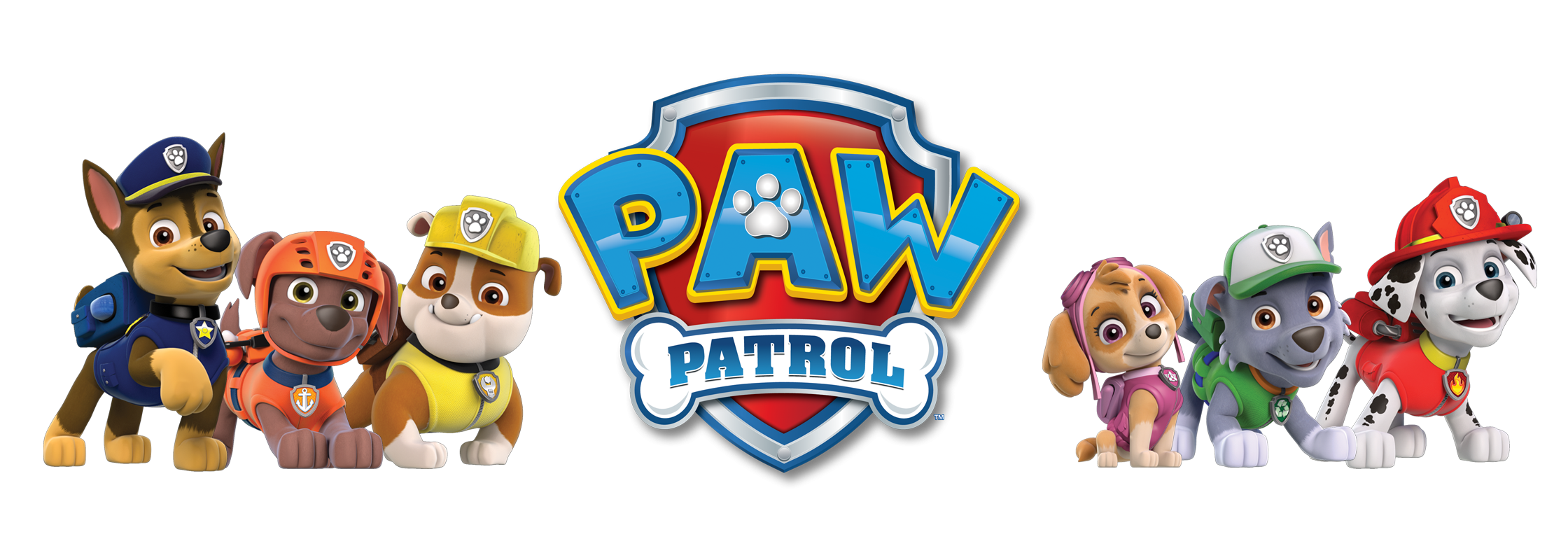 Paw patrol clipart without a background image free download Paw Patrol Transparent PNG Pictures - Free Icons and PNG Backgrounds image free download