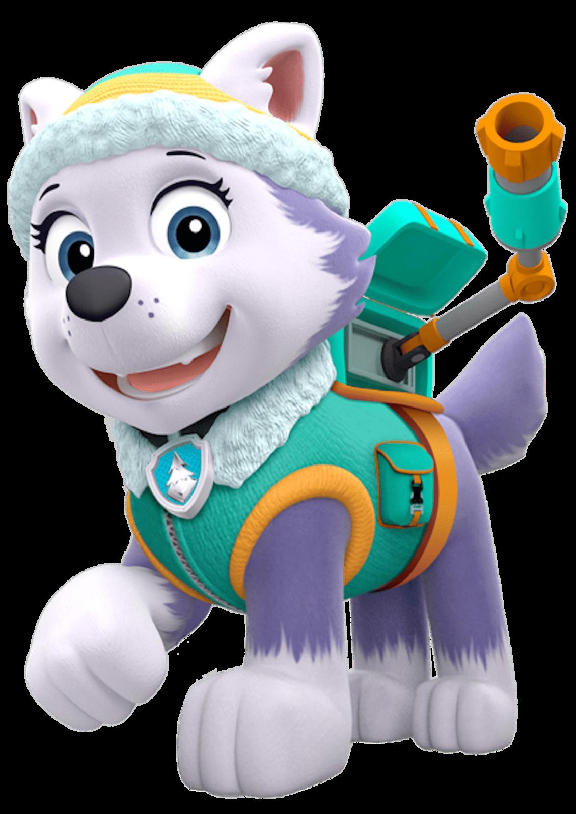 Paw patrol free clipart royalty free library Siberian Husky Super Paw Patrol Adventure Puppy Party - paw patrol ... royalty free library