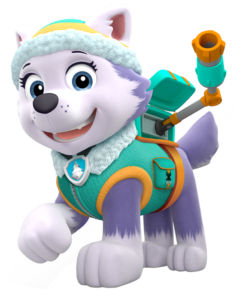Paw patrol free clipart graphic freeuse download Everest | PAW Patrol Wiki | Fandom powered by Wikia graphic freeuse download