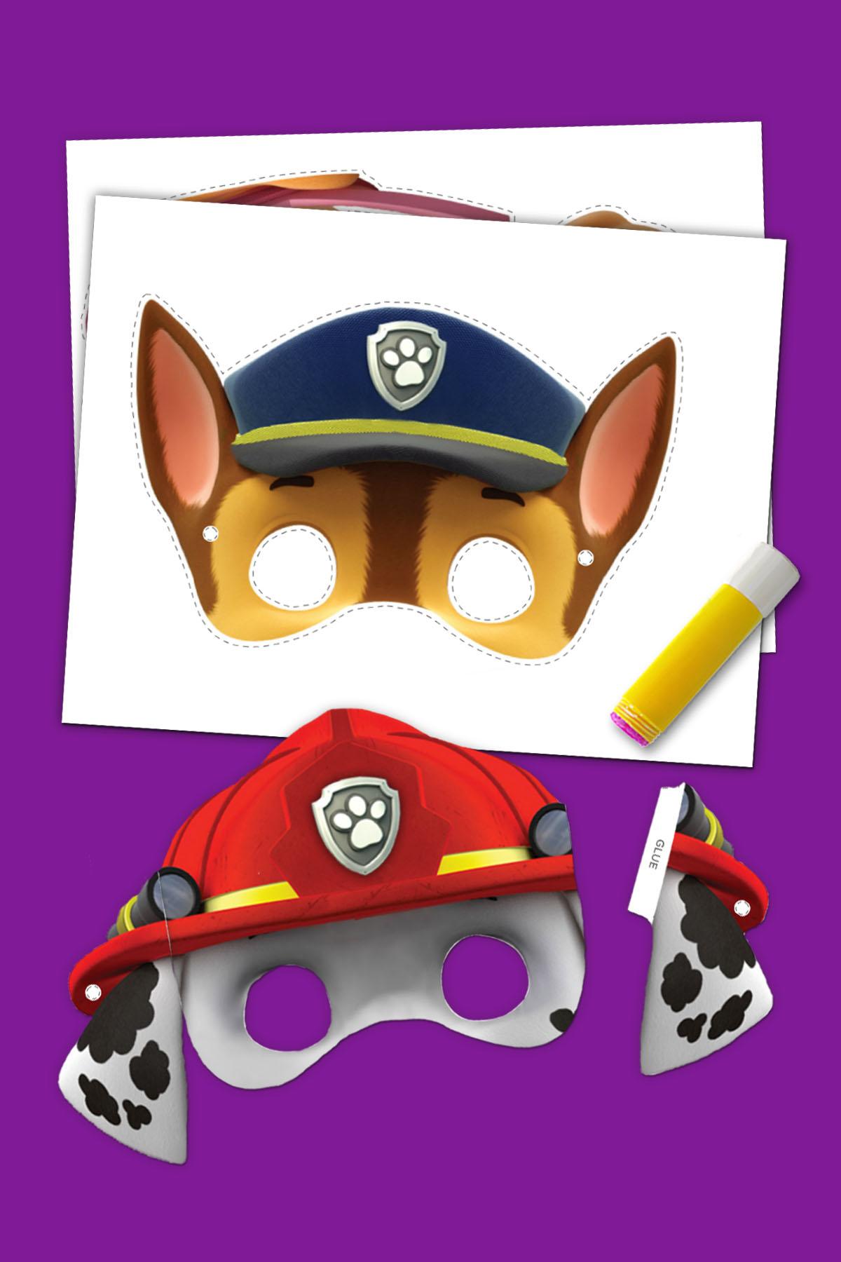 Paw patrol halloween clipart freeuse 5 PAW Patrol Halloween Printables | Nickelodeon Parents freeuse