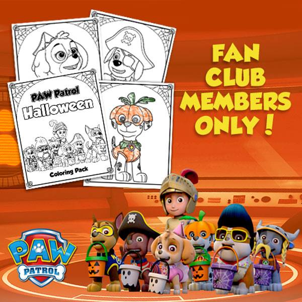 Paw patrol halloween clipart image freeuse library Paw patrol halloween clipart - ClipartFest image freeuse library