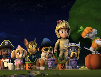 Paw patrol halloween clipart image free stock Paw patrol halloween clipart - ClipartFest image free stock