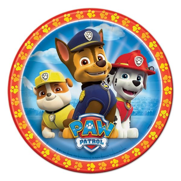 Paw patrol imagenes clipart image library free clip paw patrol   Paw Patrol Birthday Clipart ... image library
