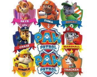 Paw patrol imagenes clipart vector royalty free library Paw patrol clipart images 1 » Clipart Station vector royalty free library