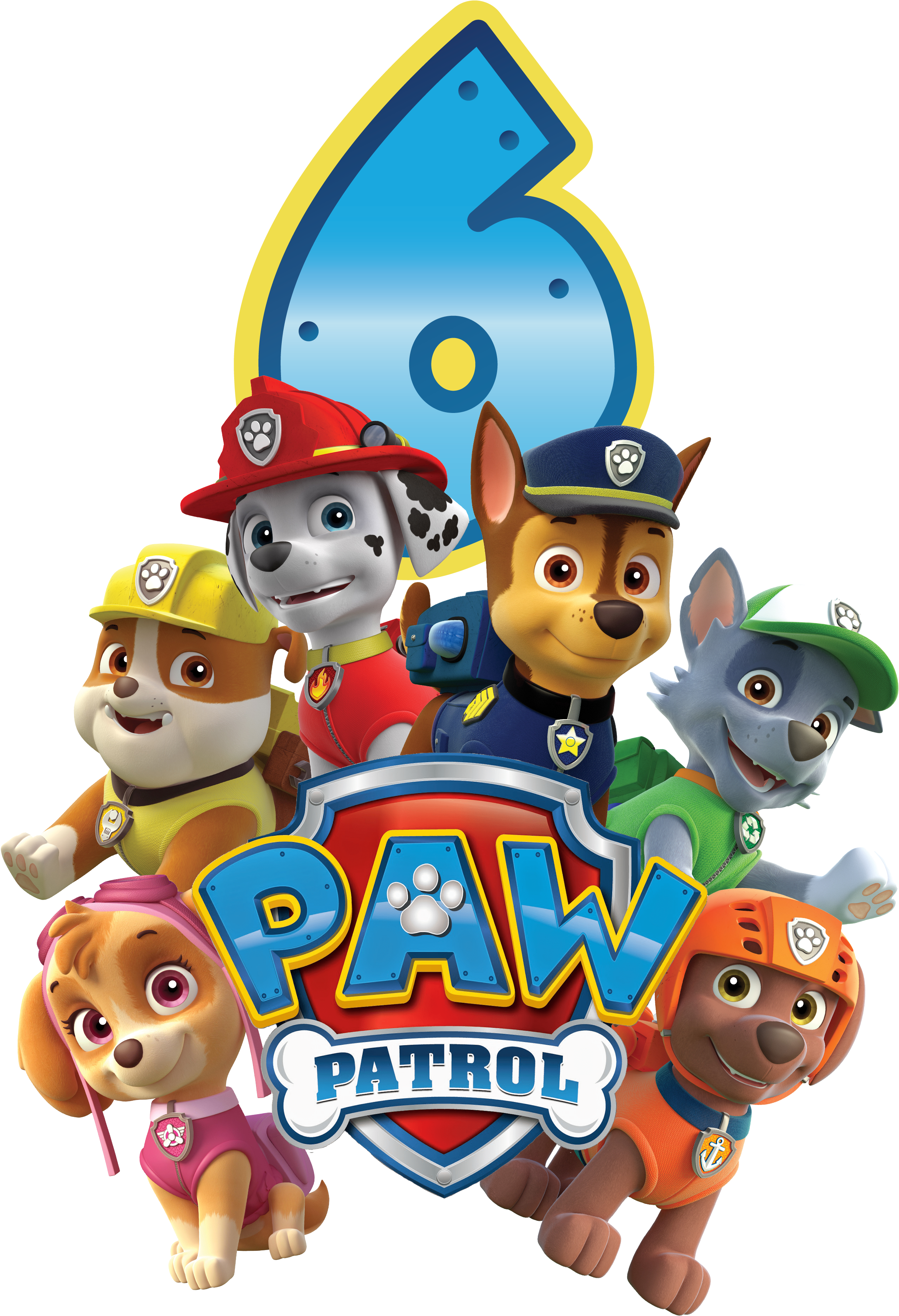 Paw patrol imagenes clipart clip art royalty free stock HD Paw Patrol Happy Birthday 2 Transparent PNG Image ... clip art royalty free stock