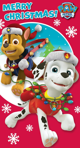 Paw patrol merry christmas clipart banner library download Cards – Tagged