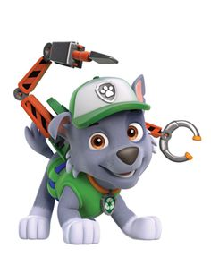 Paw patrol rubble clipart banner free download Characters | Paw patrol, Search and Costumes banner free download