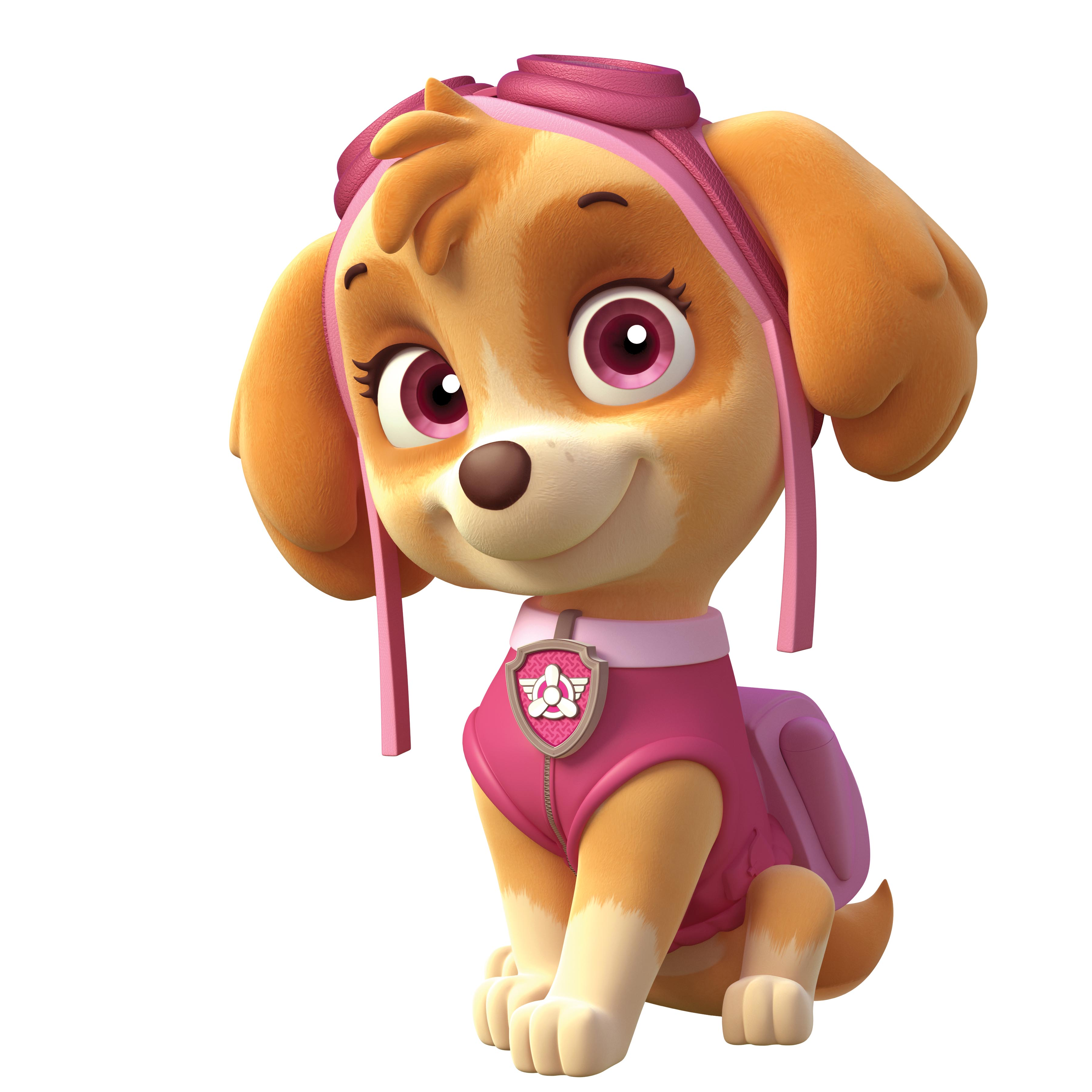 Paw patrol rubble clipart clip royalty free Paw patrol clipart skye - ClipartFest clip royalty free