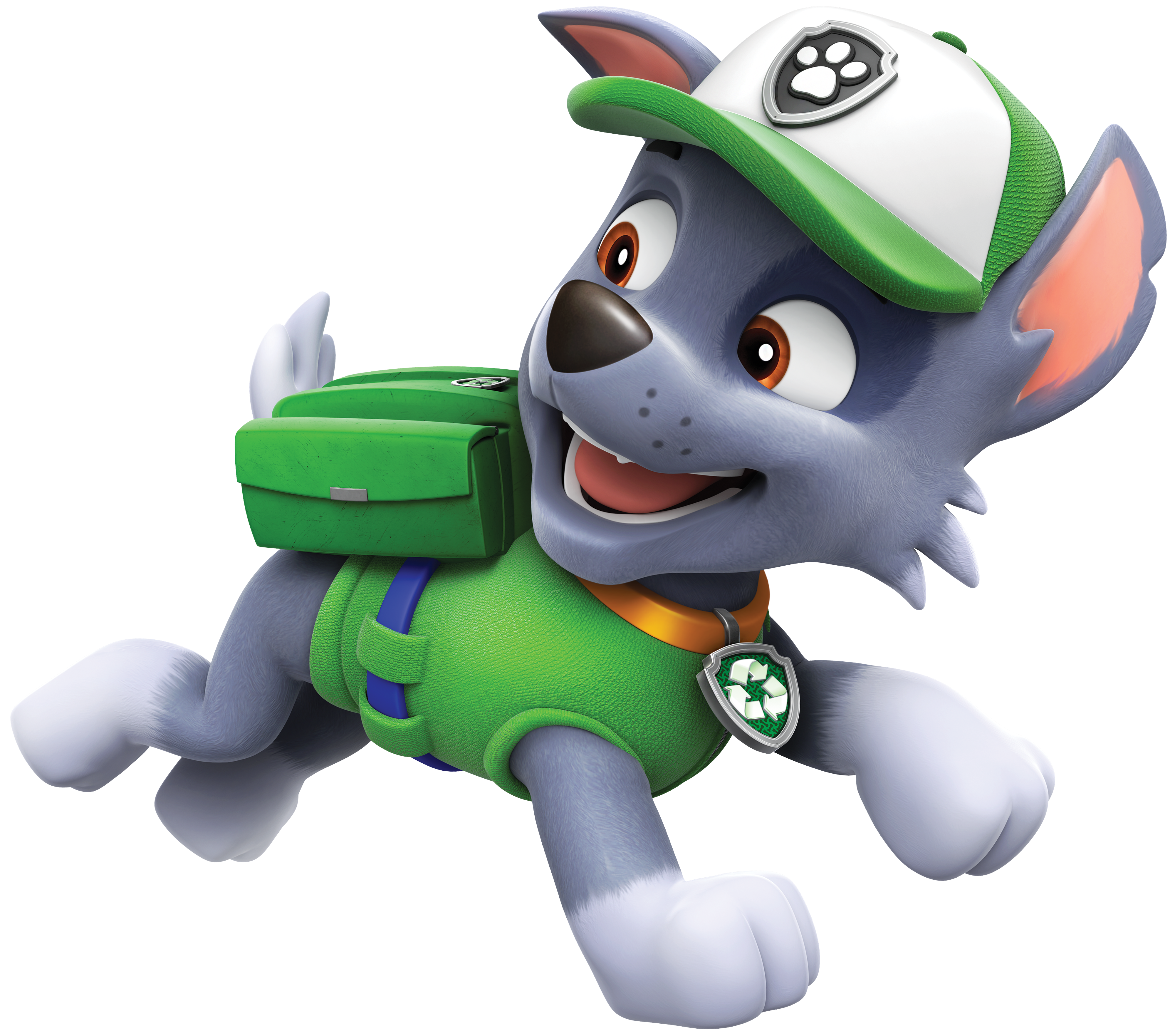 Paw patrol rubble clipart banner freeuse stock PAW Patrol Rocky PNG Cartoon Image | Gallery Yopriceville - High ... banner freeuse stock