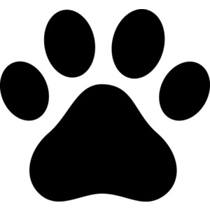 Paw print clipart jpeg clip library Paw Print Clipart & Paw Print Clip Art Images - ClipartALL.com clip library