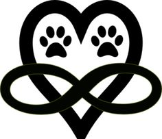 Paw print with hearts clipart transparent download Dog paw print Clip Art Royalty Free. 555 dog paw print clipart ... transparent download