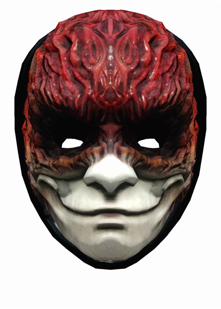 Payday 2 wolf clipart clipart library stock Trickster Demon - Payday 2 Wolf Pack Masks Free PNG Images ... clipart library stock