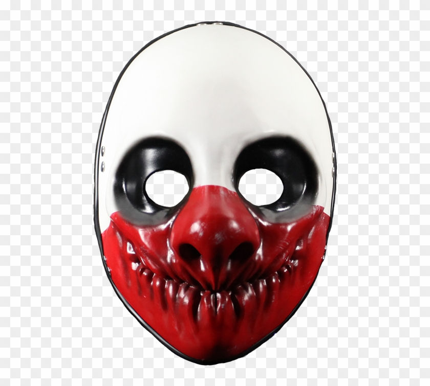 Payday 2 wolf clipart royalty free download Ge2163 Payday 2 Face Mask Wolf - Payday 2 Wolf Face Mask, HD ... royalty free download