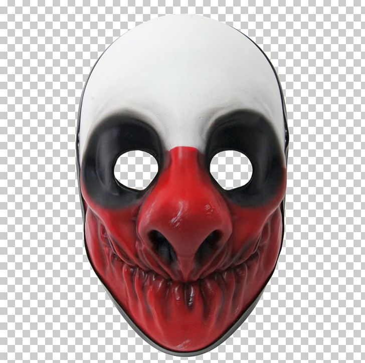 Payday 2 wolf clipart graphic free Payday 2 Payday: The Heist Gray Wolf Amazon.com Mask PNG ... graphic free