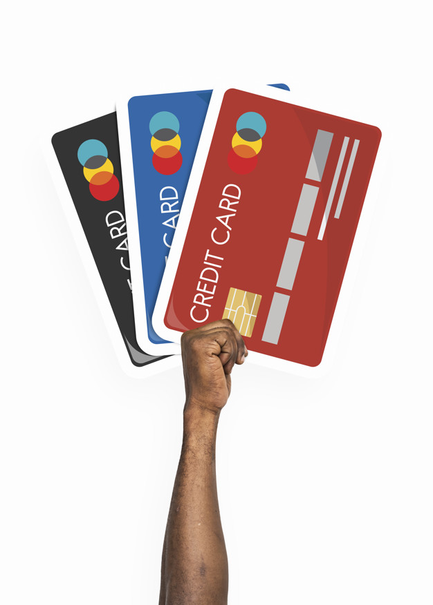 Payment card clipart png transparent library Hand holding credit card clipart PSD file   Premium Download png transparent library