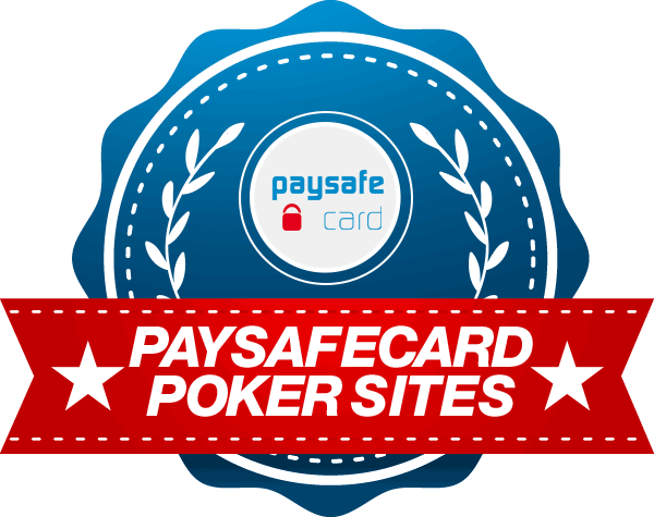 Paysafecard logo clipart banner black and white library Poker Sites That accept Paysafecard as a Deposit Option banner black and white library