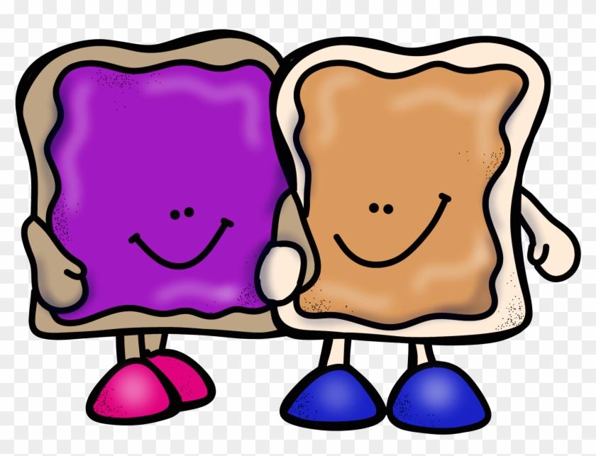 Pb&j sandwich clipart