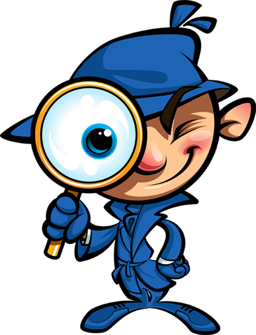 Pbll clipart graphic free download Pbl Investigation Laboratory - Detective Cartoon Png Clipart ... graphic free download