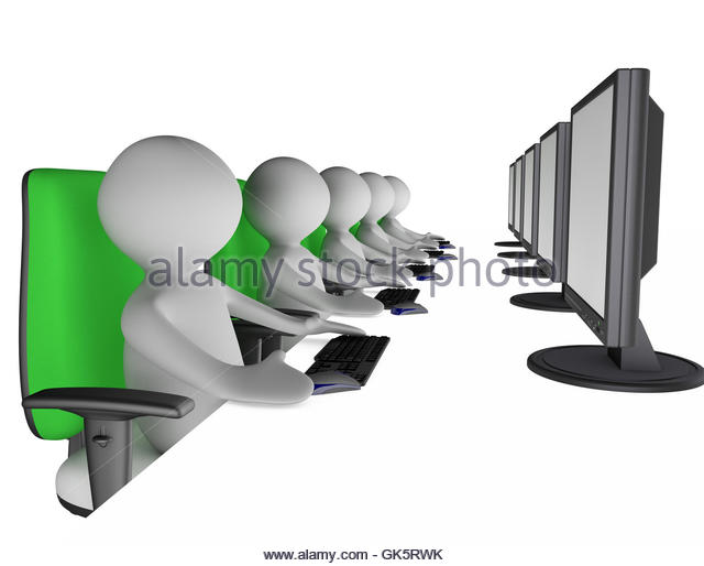 Pc arbeit clipart freeuse download Retraining Stock Photos & Retraining Stock Images - Alamy freeuse download