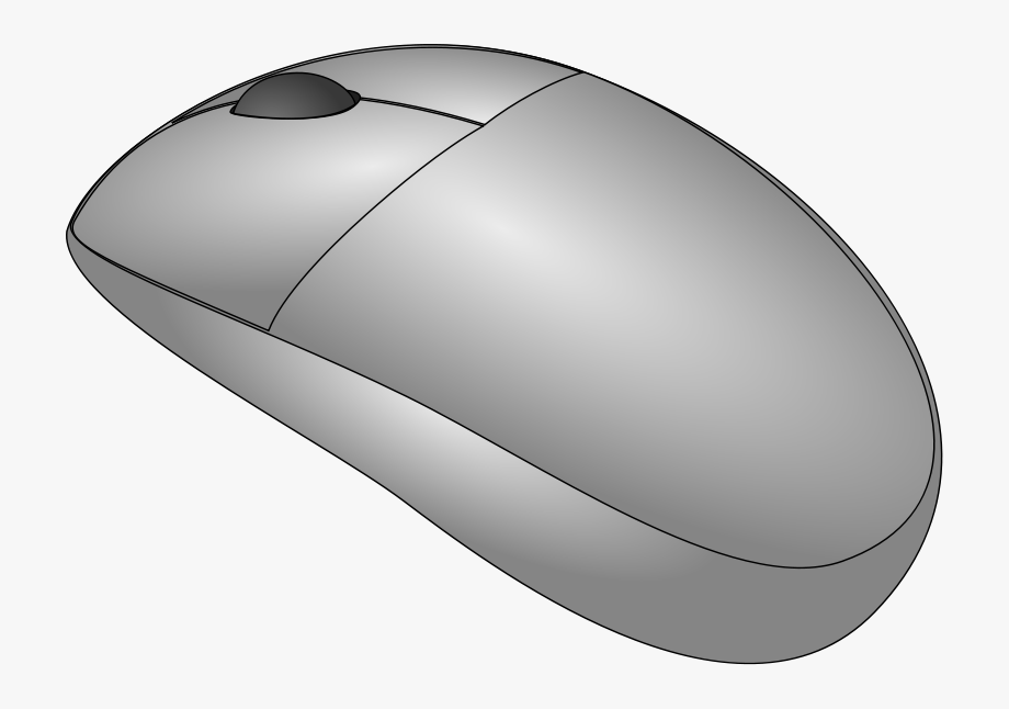 Pc mouse clipart svg Computer Mouse Clip Art - Draw A Computer Mouse #369466 ... svg
