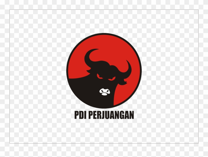Pdi logo clipart svg library library Logo Pdi Perjuangan Clipart (#1762792) - PinClipart svg library library