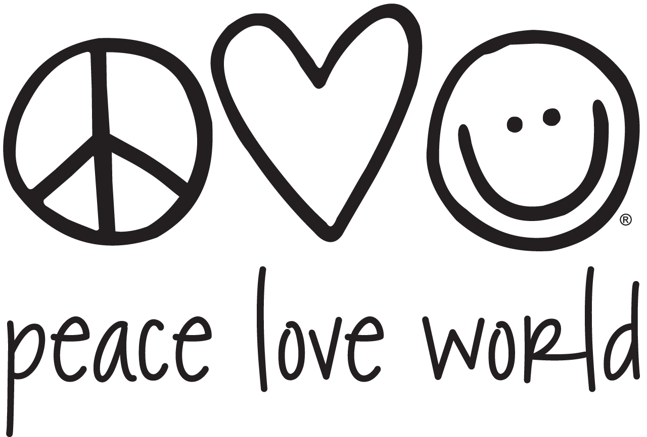 Peace and love clipart vector free stock Love And Peace - ClipArt Best vector free stock