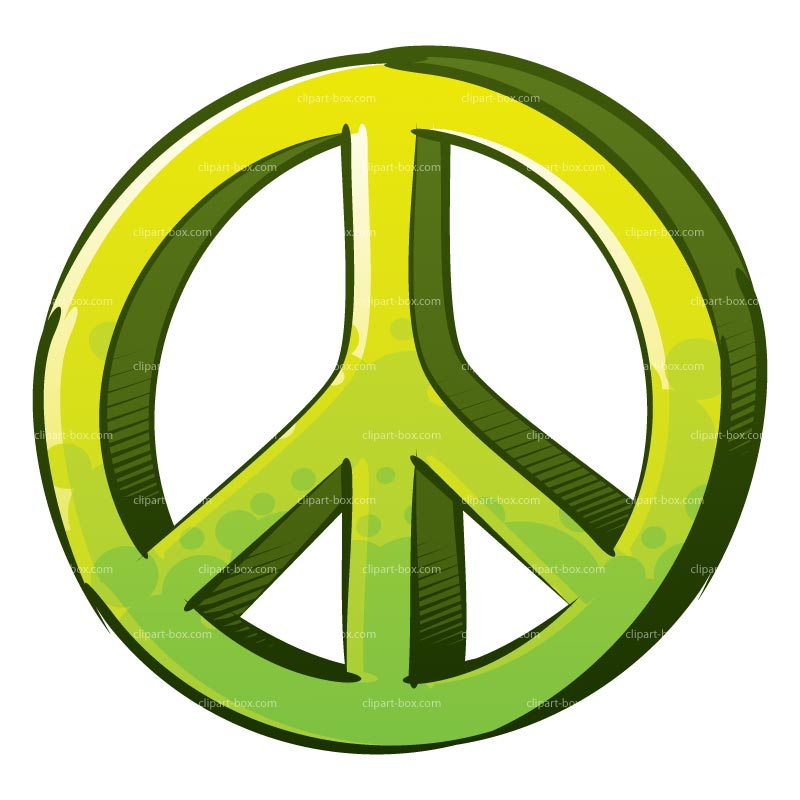 Peace and love clipart clip free library CLIPART PEACE AND LOVE GRAFFITI SYLE | Royalty free vector design clip free library