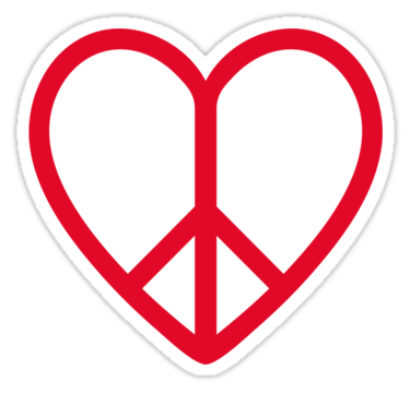 Peace and love clipart svg transparent And Peace - ClipArt Best svg transparent