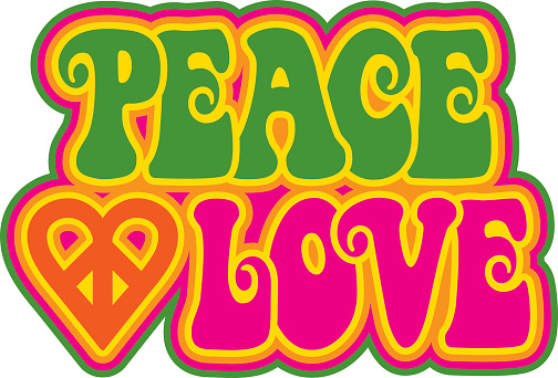 Peace and love clipart clip art library Clipart peace and love - ClipartFest clip art library