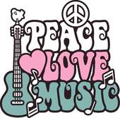 Peace love music clipart free clipart My Love Clip Art - Royalty Free - GoGraph clipart