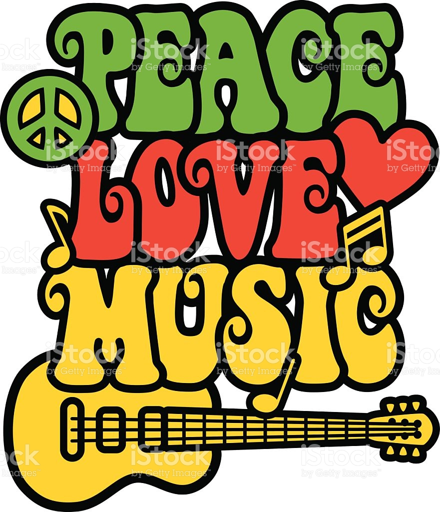 Peace love music clipart free image royalty free download 36+ Lovely Text Clipart | ClipartLook image royalty free download