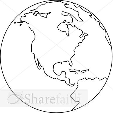 Peace on earth clipart black and white svg library download Line Art Globe Black and White | Templets | Globe art, Globe ... svg library download