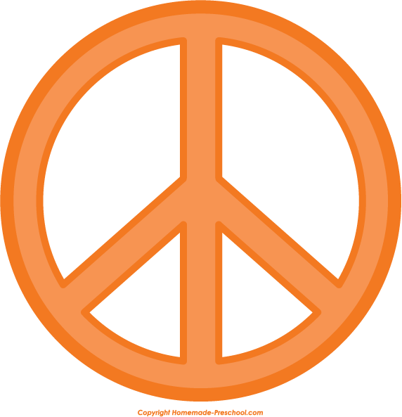 Peace sign clipart picture transparent stock Free Peace Sign Clipart picture transparent stock
