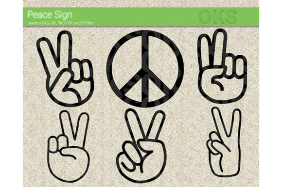 Peace sign hand clipart picture royalty free stock Peace Sign Svg Vector Clipart Hand Sign picture royalty free stock