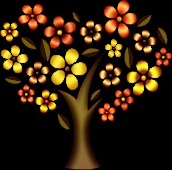 Peace tree clipart graphic free 0_e0a11_d7b91932_orig (591×584) | trees | Fairy tree, Tree ... graphic free
