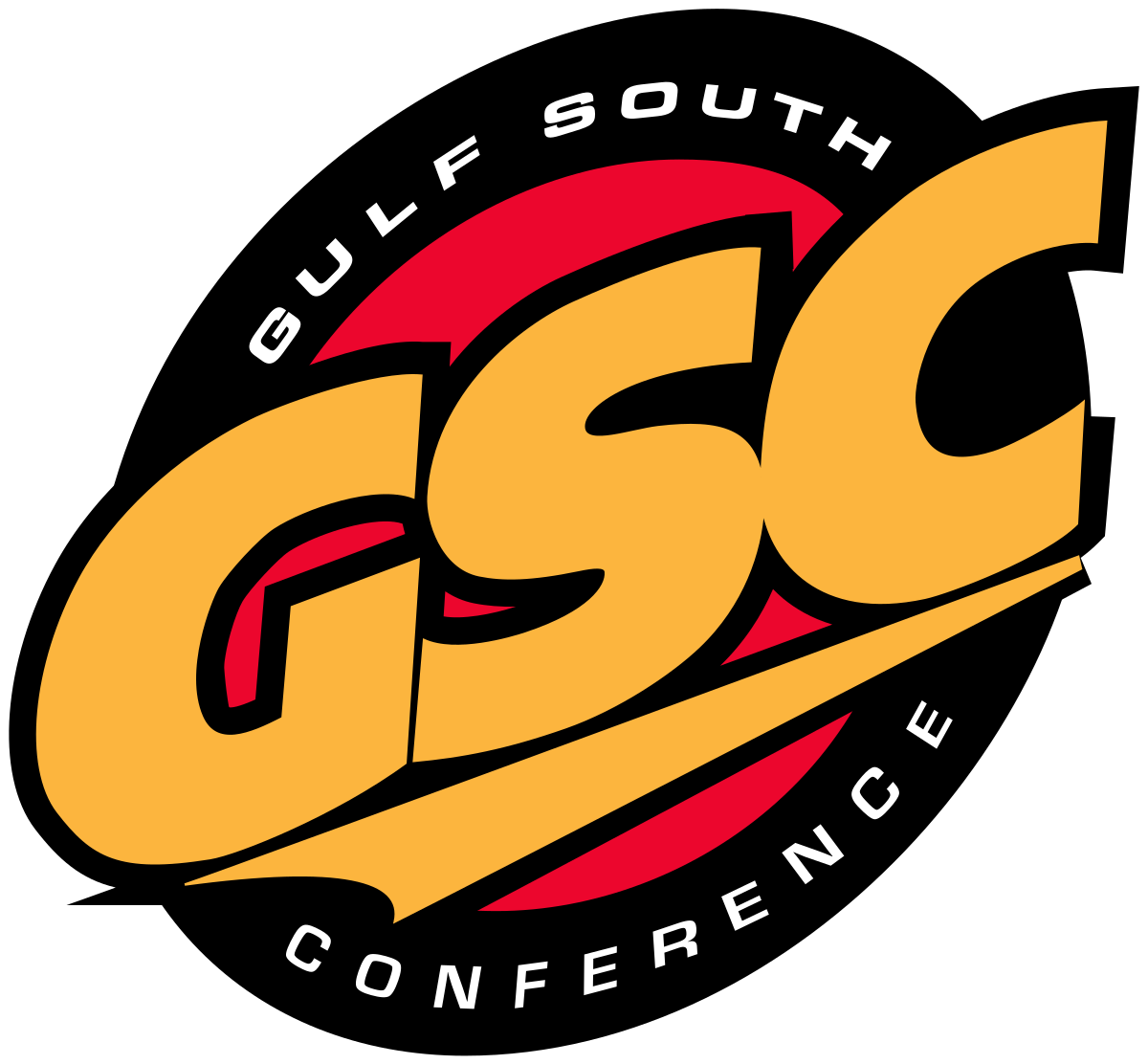 Peach baseball clipart png library stock Gulf South Conference - Wikipedia png library stock