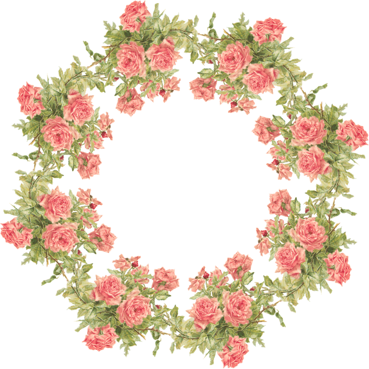 Peach flower clipart png black and white stock Catherine Klein – Peach Roses Digital Elements | Pinterest ... png black and white stock