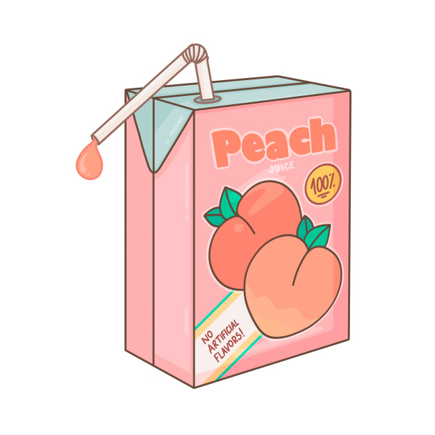 Peach juice clipart clip royalty free download Peach Juice clip royalty free download