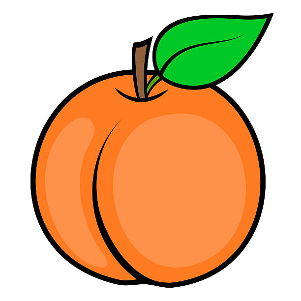 Peaches clipart clip black and white stock Peach Cliparts | Free download best Peach Cliparts on ClipArtMag.com clip black and white stock
