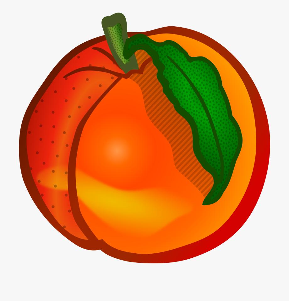 Peaches clipart clipart free Peach Clip Art Free Free Clipart Image Image - Peach Clipart #117286 ... clipart free