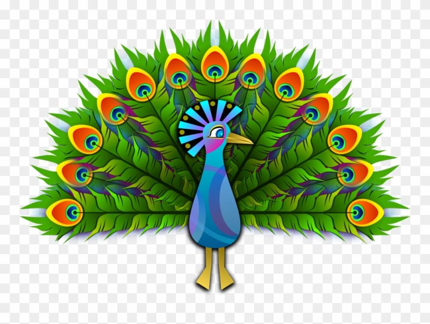 Peacokc clipart clip Peacock - Peacock Clipart Transparent Background - Png ... clip